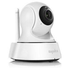 Мини HD Беспроводная Ip-камера Wi-Fi 720 P Smart Ик-Ночного Видения P2P Baby Monitor Видеонаблюдения Onvif Сети CCTV Камеры Безопасности