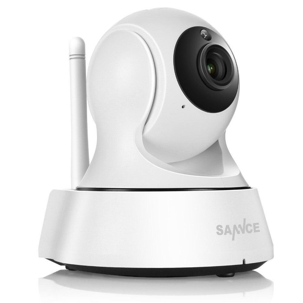 bilder für Mini HD Drahtlose Ip-kamera Wifi 720 P Smart IR-Cut Nachtsicht P2P Babyphone Surveillance Onvif Netzwerk CCTV Überwachungskamera