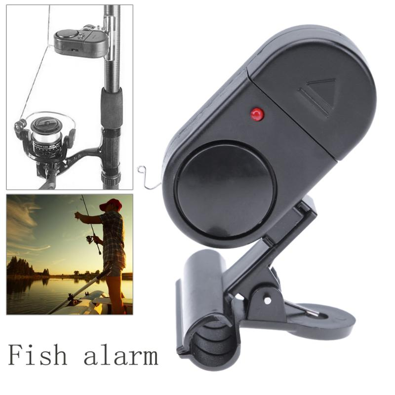 Fishing Bait Alertor Bell Accessories High Sensitive Digital Bite Alarm Bite Indicator Banding On The Fishing Rod Outdoor Carp