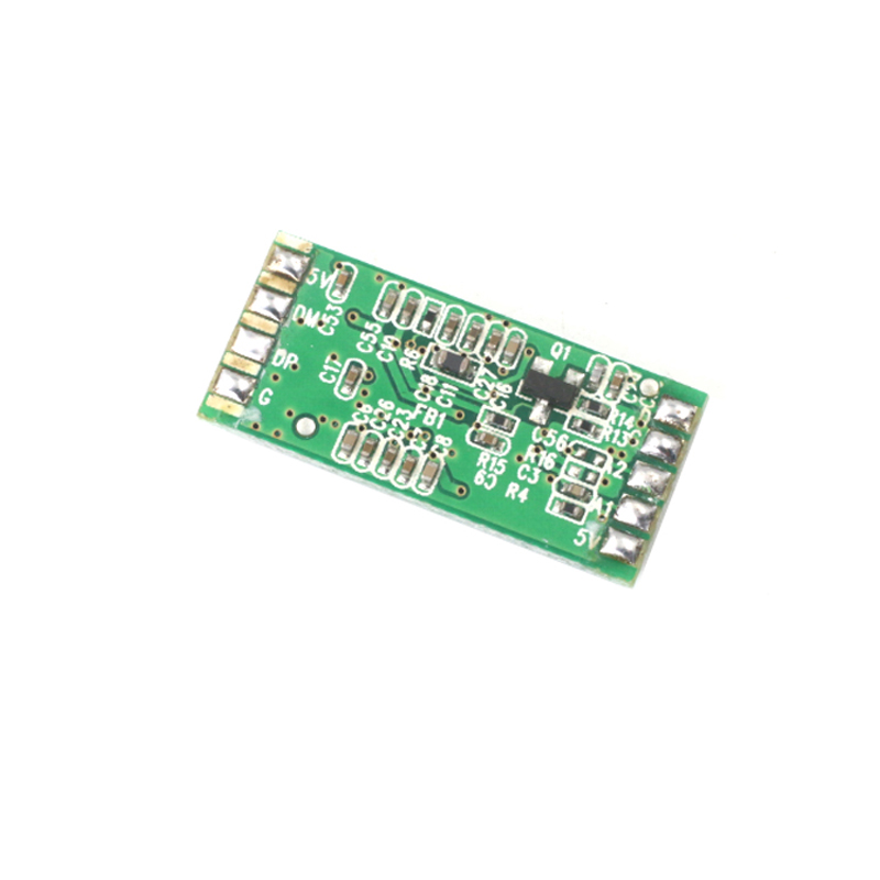 1PCS FPV Analog AV (CVBS) To USB Digital Signal Module Support MJPEG YUV422 NTSC/PAL Input UVC Video Capture Mode Board