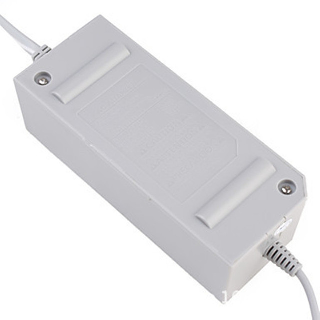 Host charger power AC adapter 110-240v universal charger for Wii host WII host charger WII power supply WII AC adapter