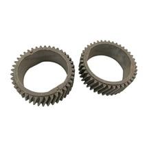 10PCS Brand Compatible 10pcs AB012062(AB01-2062) Upper Fuser Roller Gear 40T for Ricoh Aficio 2051 2060 2075 MP6500 цена и фото