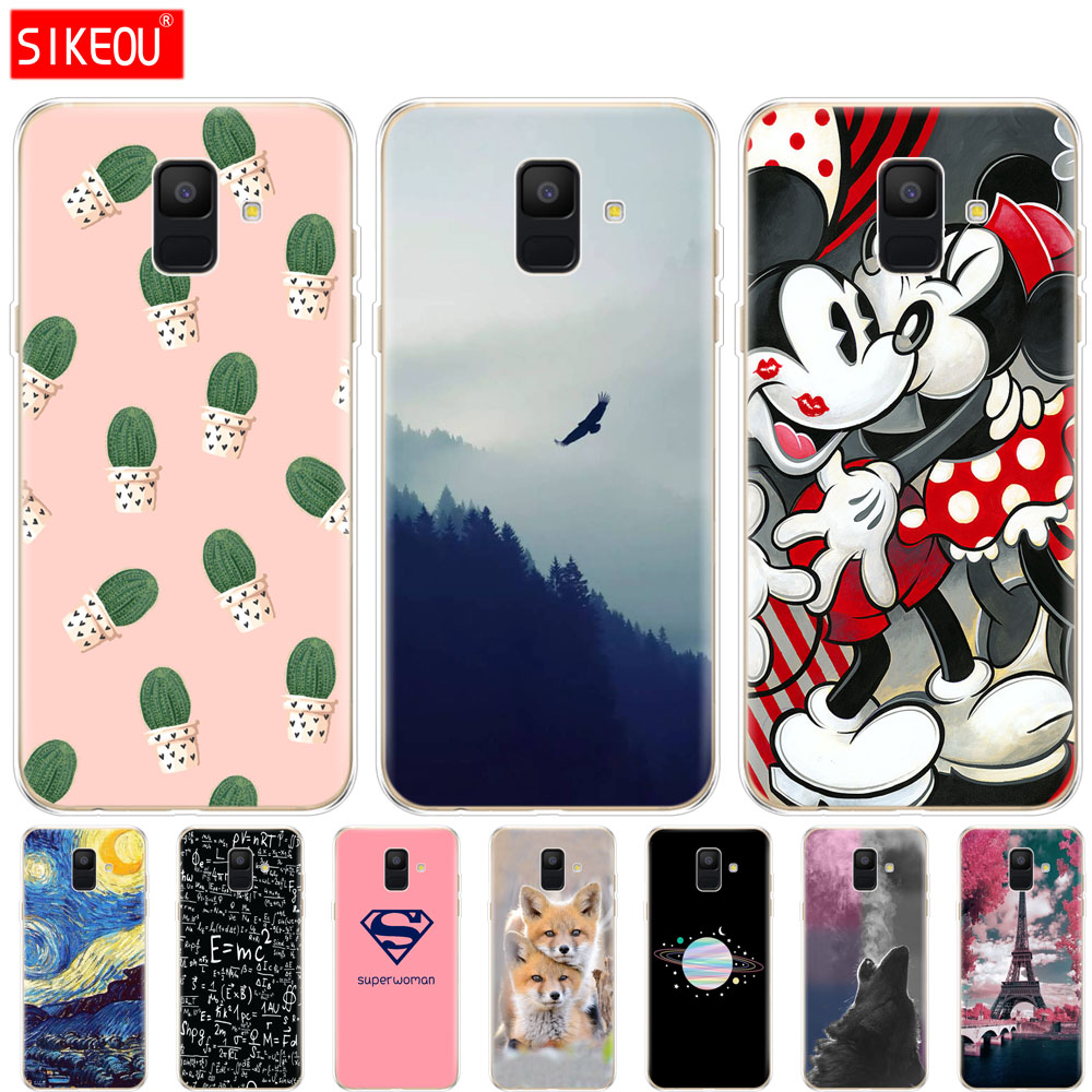 cover samsung galaxy a6 plus 2018