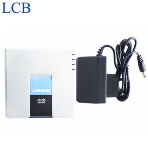 Image 5 - ロック解除 Linksys SPA9000 SIP iP PBX の VOIP 電話アダプタ電話 Telefone 音声サーバシステム ATA fxo FXS Telefonia アダプタ