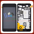 For Nokia Lumia 530 LCD Screen With Touch Screen Digitizer Assembly with Frame +Tools Free Shipping
