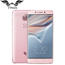 Original LeTV LeEco Le Pro 3 X651 Mobile Phone 4G 32G 5.5 inch Android 6.0  Deca Core Dual Rear Camera 13MP Fingerprint Phone