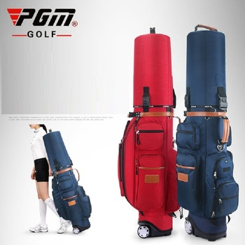 2020 Standard Ball Golf Bag With Password Lock High Storage Travelling Aviation Bag Air Thermostatic Bag Package D0086
