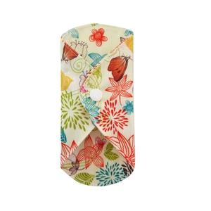 Image 5 - LECY ECO LIFE Health Feminine Hygiene bamboo Panty Liner, Reusable Waterproof Menstrual Cloth Sanitary Pads 17*17cm