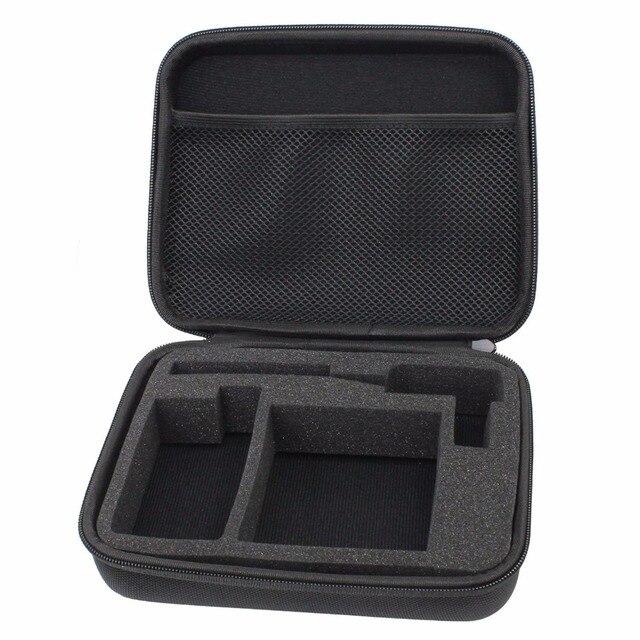 Radio caso llevar bolso de almacenamiento para $TERM impacto BAOFENG UV-5R UV-82 UV-5RE + UV5R UV-XR Accesorios Walkie Talkie de caza de Radio