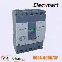 600a 3 P ecomonic тип литом корпусе mccb
