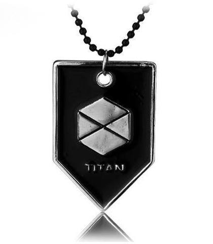Heyu New Fashion Ps4 Game Destiny Occupation Flag Symbol Necklaces