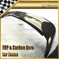 Car-styling For Lexus IS200 TRD Style Carbon Fiber Rear Lip Spoiler