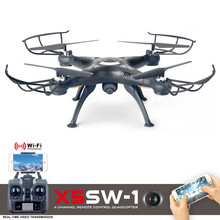 X5SW 1 RC Drone with camera wifi FPV camera professional Quadcopter Headles 6 Axis Real Time