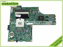 48.4 HH01.011 placa madre del ordenador portátil para Dell Inspiron N5010 0 V X 53 T Intel HM57 ATI HD 5470 placa base