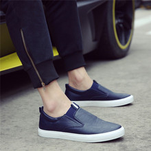 Sneakers for Men Vulcanized Shoes Simple Round Toe Casual Shoes Mens White Daily Footwear Male Big Size 39-44 Fashion Walkerpeak
