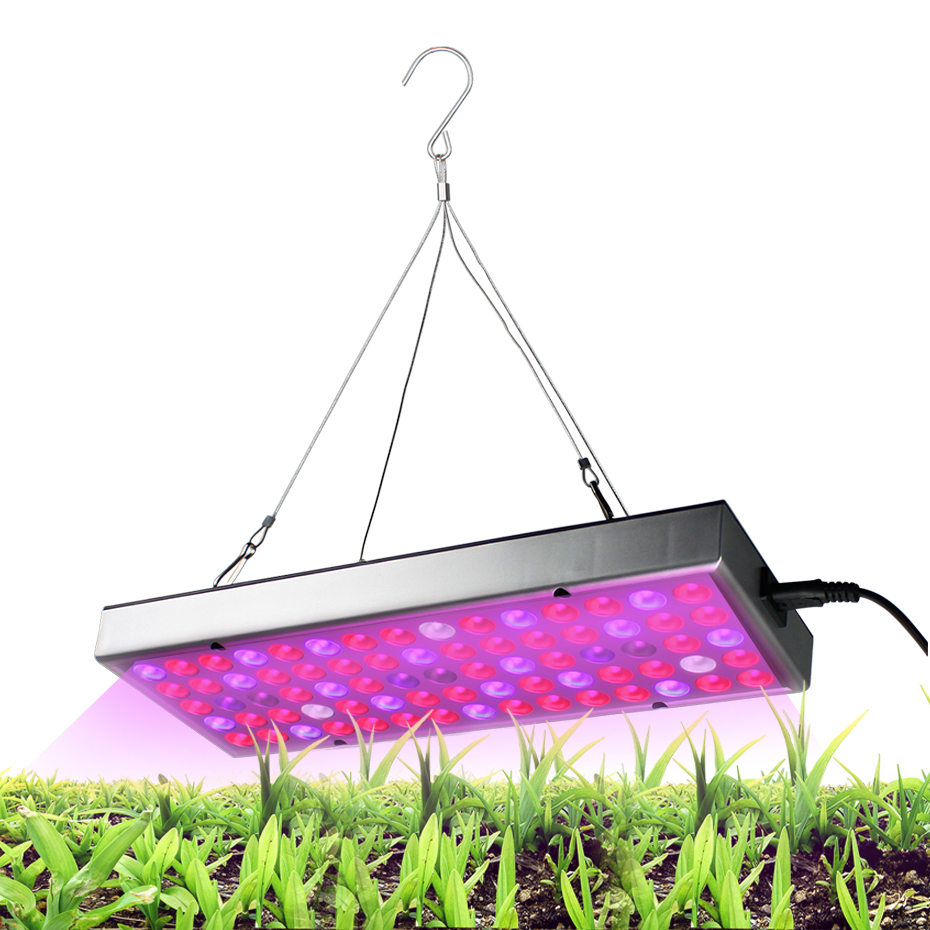 25W Grow LED Full Spectrum Phyto Lamp For Plants Indoor Plant Growing And Flowering 2835 SMD Growing Lamp AC85-265V + EU/US Plug 300w full spectrum 30 led ufo plant grow light ac85 265v growing lamp for indoor plants hydroponics system grow lamp