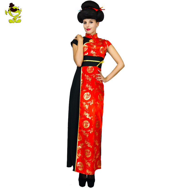 Online buy wholesale national costumes fancy dress from for Menu cinese tipico