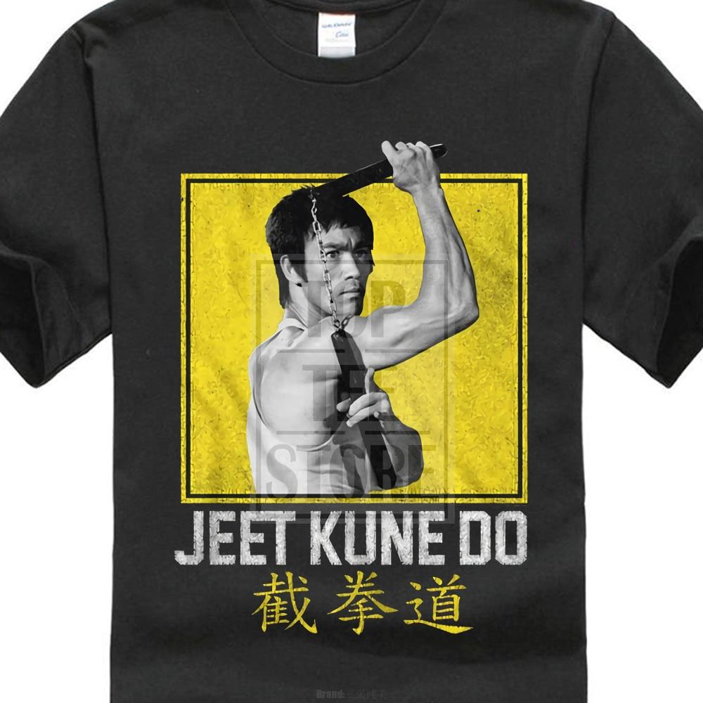 Bruce Lee Gift Set Licensed Adult T-Shirt