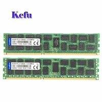 2x8GB PC3 10600R DDR3 1333mhz ECC Memory REG Registered 240 Pin RAM 2RX8 Server Memory