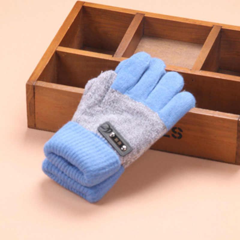 Kids Gloves Mittens Soft Warm 3-6 yrs old kids