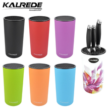 KALREDE knife holder multifunctional plastic tool holder knife block knife stand
