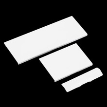 2016 New Replacement Memeory Card Door Slot Cover Lid 3 Parts Door Covers for Nintendo Wii Console