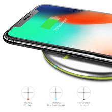 Wireless Charger for Samsung iPhone and QI Devices