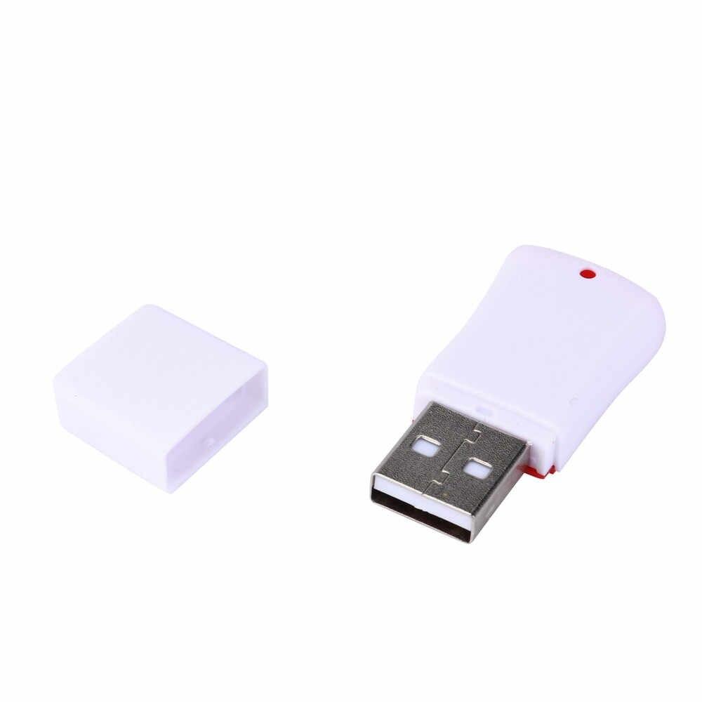 Mosunx Simplestone عالية السرعة البسيطة USB 2.0 مايكرو SD TF T-فلاش ذاكرة محوّل قارئ البطاقات * 30