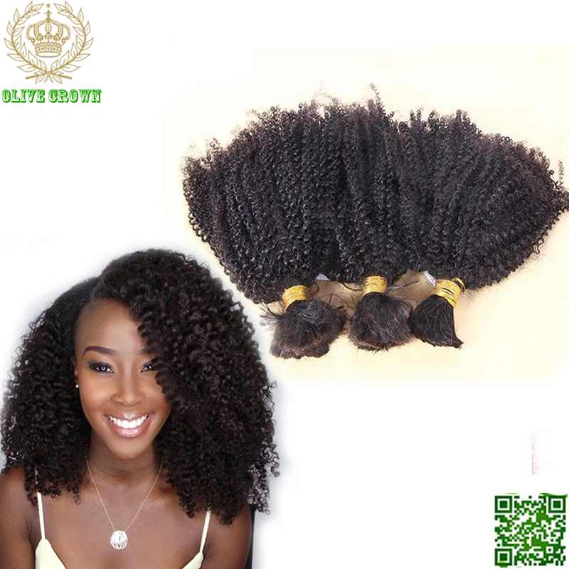 Popular Human Hair for Micro Braids