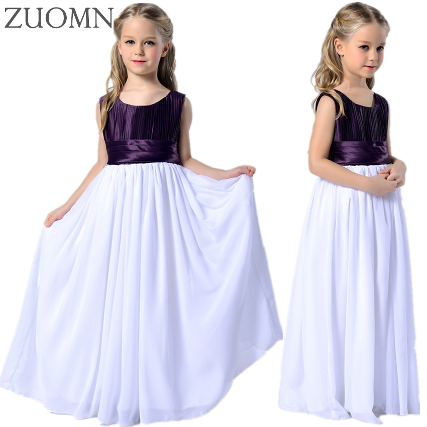 Girls Dress Lace Floor Luxury clothes Baby Girl Clothes Birthday Princess Dress Kids Party Wedding Dresses Custume GH363 baby girls white dresses for wedding and party wear girl princess dress kids lace clothes children costume age 3 4 5 6 7 8 9 10