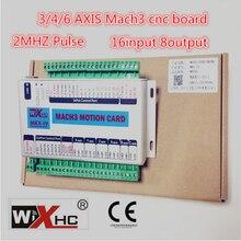 Более быстрой и стабильной Mach3 usb чпу платы управления для управления 3 оси с чпу, 2 МГЦ Импульсный выход, CE сертификации