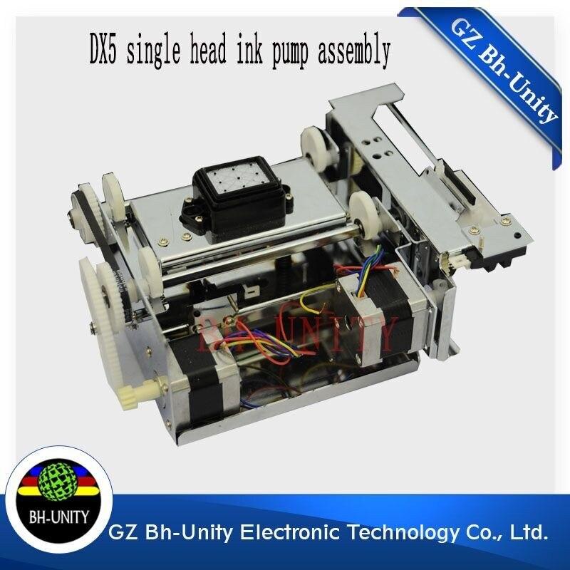 amazing price dx5 ink pump assembly for versacamm flora leopard digital printer machine flora hj 3200 printer ink tank