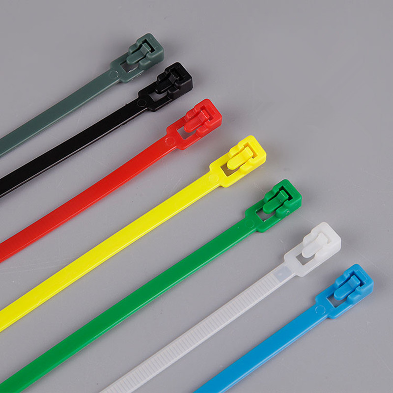 China cable ties color Suppliers