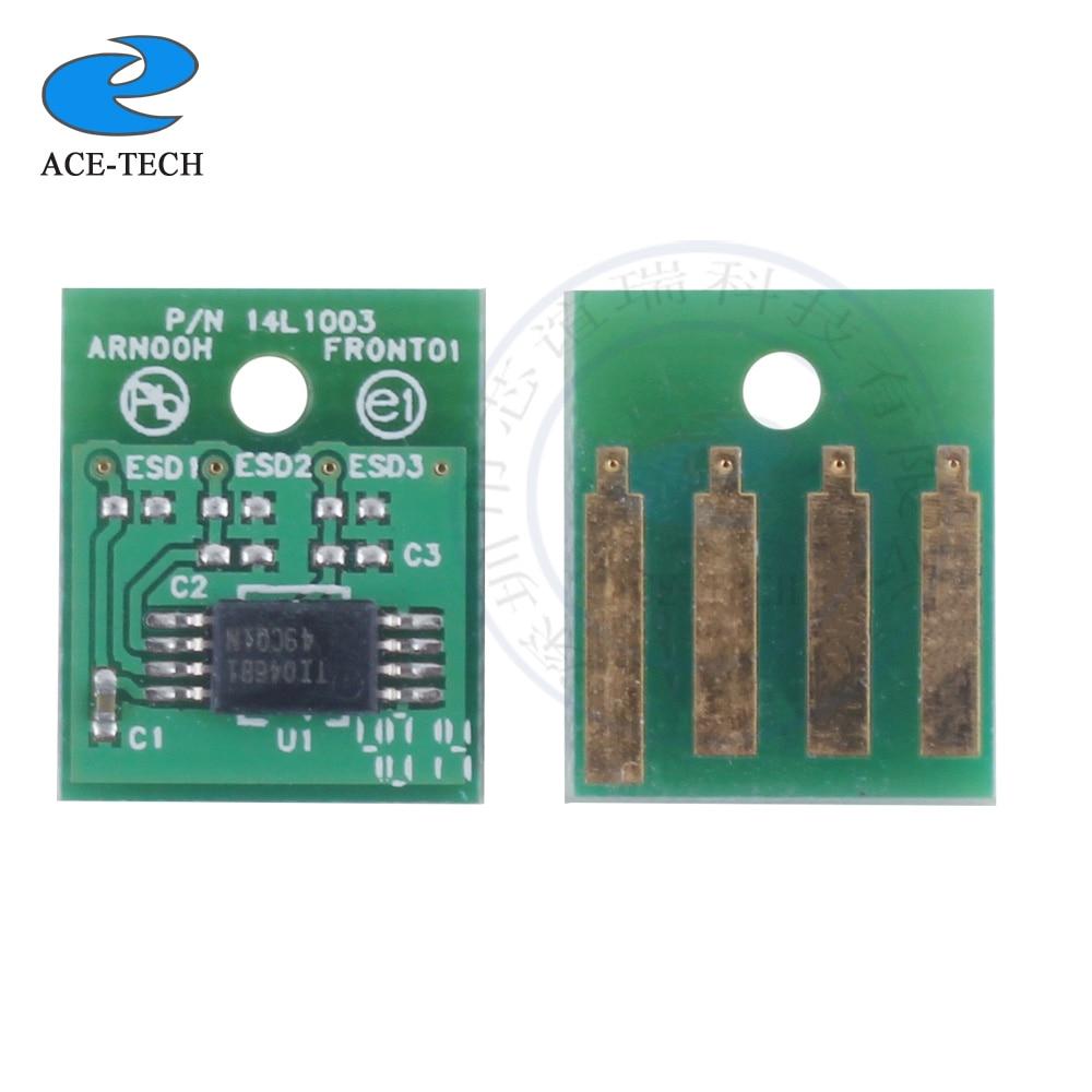 EU region TNP41/TNP43 toner cartridge chip for Konica Minolta bizhub 3320 reset chip 10K reset chip laser printer cartridge chip for dell 1130 1133 1135 toner chip