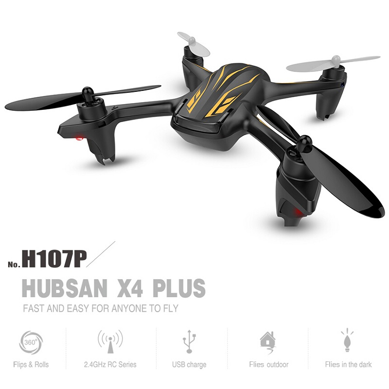 In stock Original Hubsan X4 Plus H107P 4CH Altitude Mode font b RC b font