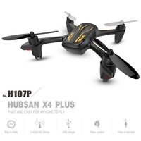 (In stock) Original Hubsan X4 Plus H107P 4CH Altitude Mode RC Quadcopter with LED RTF 2.4GHz