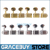 6R Vintage Style Electric Guitar String Tuning Pegs Tuner Machine Heads For Stratocaster Strat And Telecaster