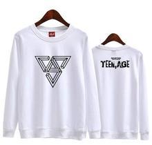 "SEVENTEEN ""Teen Age"" Pullover Sweater"