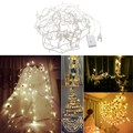 8 Modes 100 Led Colorful Shining Light String for Wedding Christmas Festival Party Indoor Outdoor Decoration Fairy Light FULI
