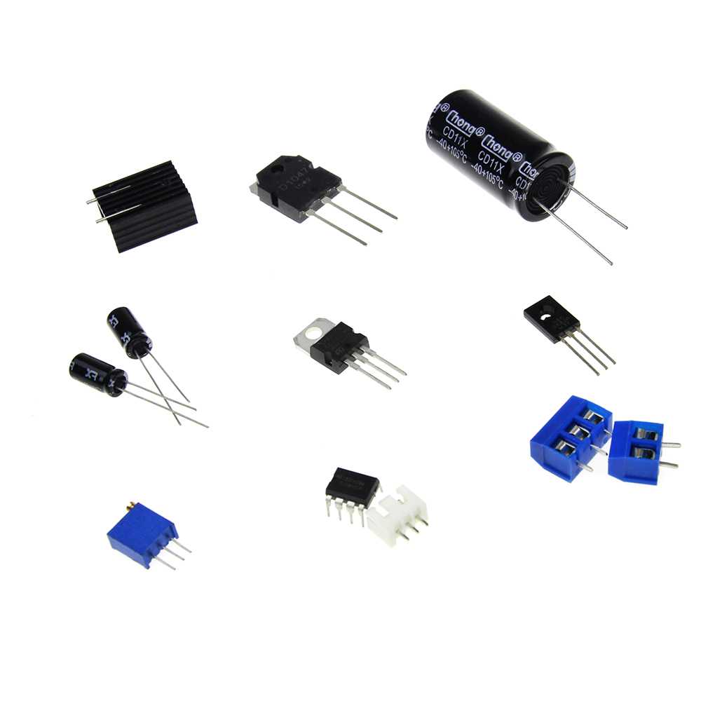 New Dc Regulated Power Supply Diy Kit Continuously Adjustable Short Current Limiting Circuit Protection 0 30v 2ma 3a In Integrated Circuits From