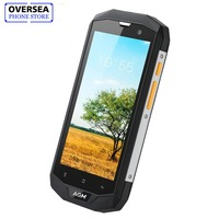 AGM A8 IP68 Waterproof Smart Phone 5.0 High Definition 3GB RAM 32GB ROM Qualcomm MSM8916 Quad 13.0MP 4050mAh NFC OTG Cellphone