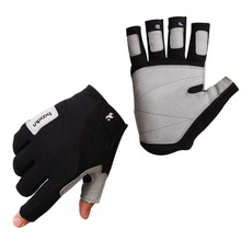 Glove Repelling-Gloves Wear-Resistant Boodun Climbing Rock for Mountaineer Anti-Slip