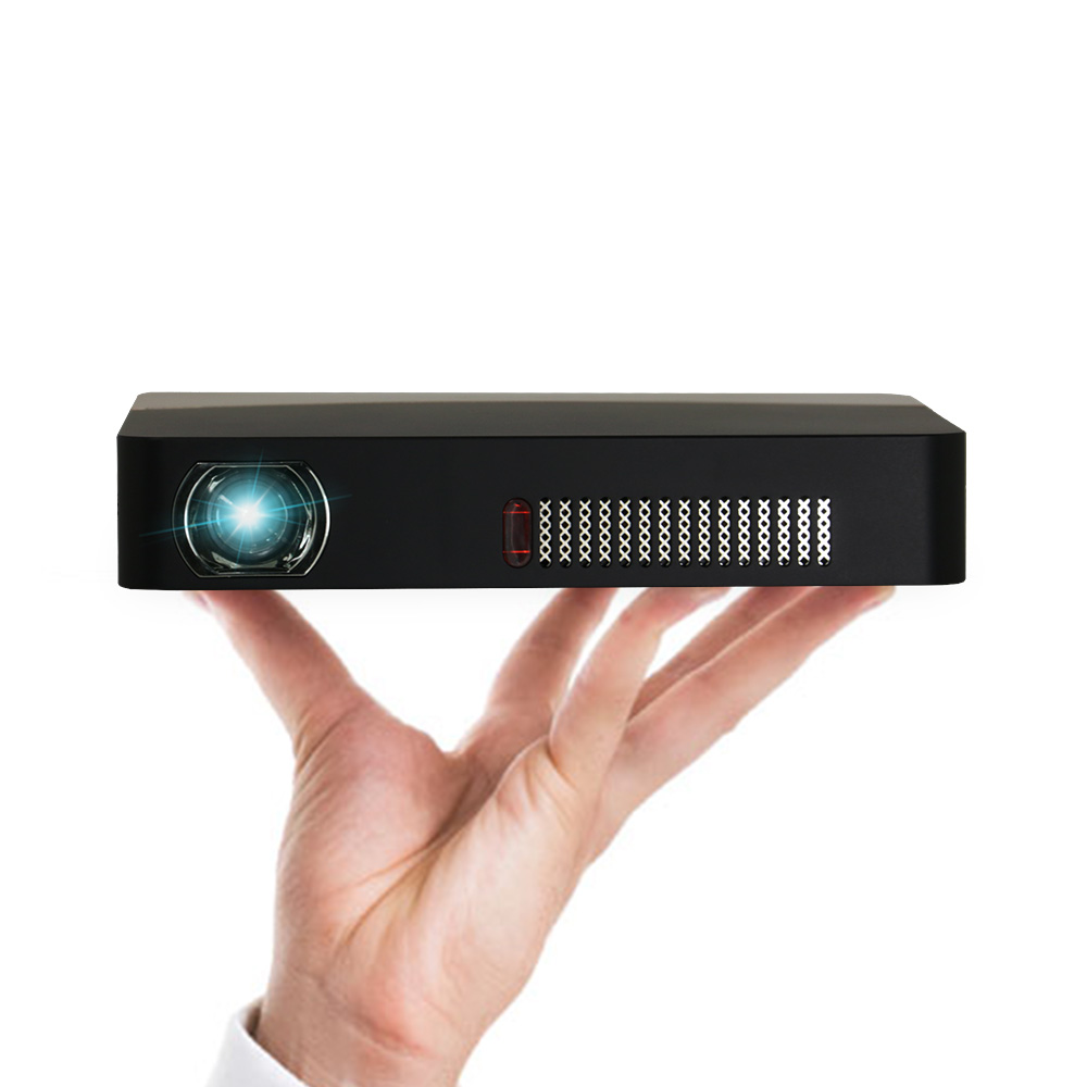 CAIWEI S7 android tv 1080 Full HD Video Mini 3D Projector Bluetooth 4 0 Wifi Home