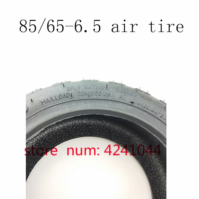 Image 3 - 85/65 6.5 Off Road tire and inner tube for Xiaomi ninebot9 Mini Pro Electric Balance Scooter 10 inch Electric scooter tyre-in Tyres from Automobiles & Motorcycles