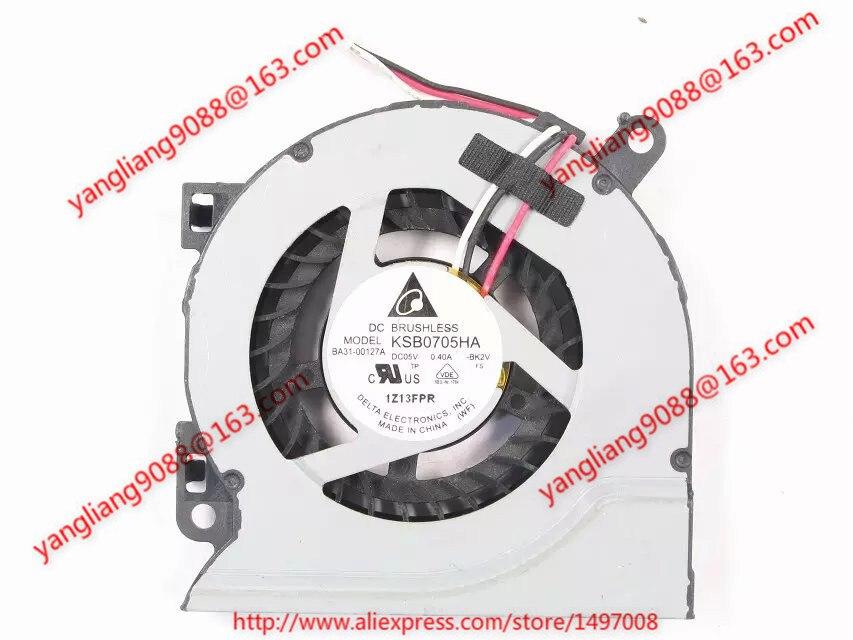 Ventilateur refroidisseur de serveur DELTA KSB0705HA BK2V DC 5 V 0.40A