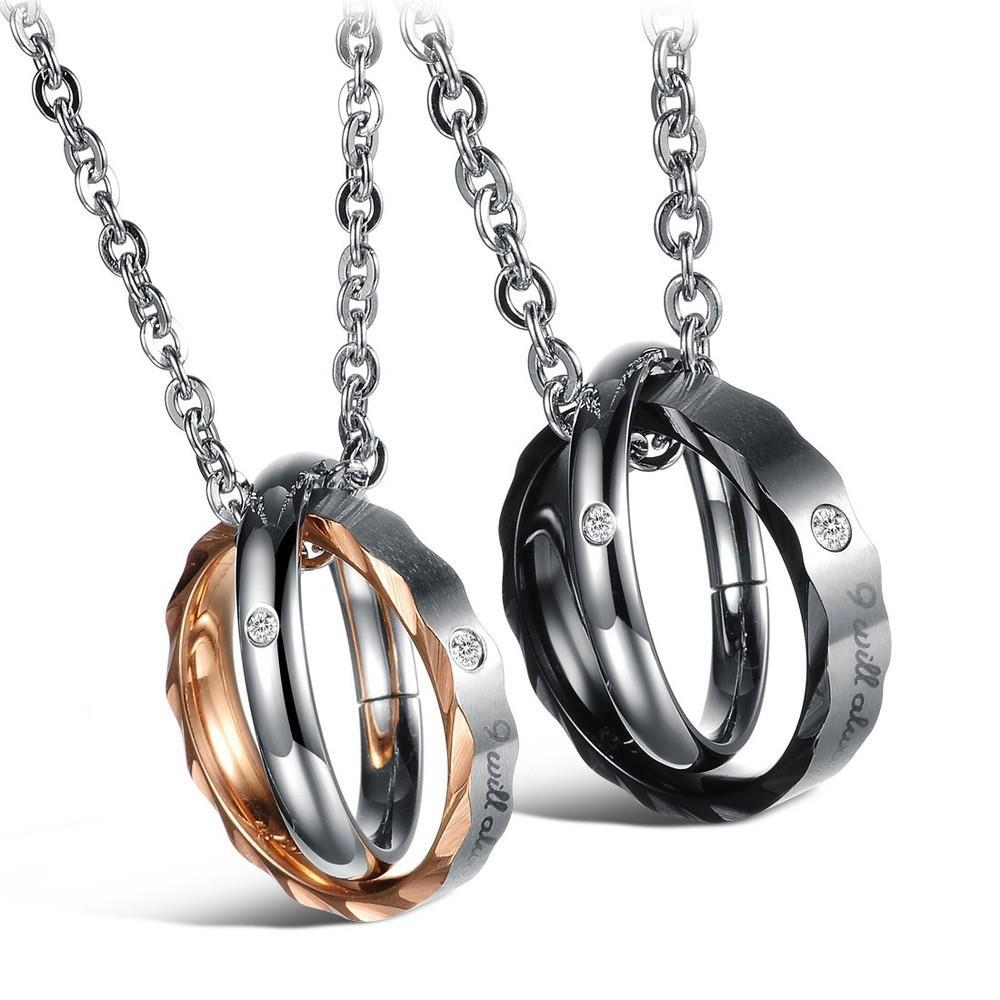 Online Get Cheap Cute Matching Necklaces Couple -Aliexpress.com ...