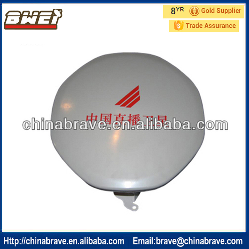 US $68 99 |Free Shipping 25cm Ku Band Satellite Flat Dish Antenna Build in  LNB-in Satellite TV Receiver from Consumer Electronics on Aliexpress com |