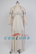 Daenerys Targaryen White Dress for Cosplay, Party