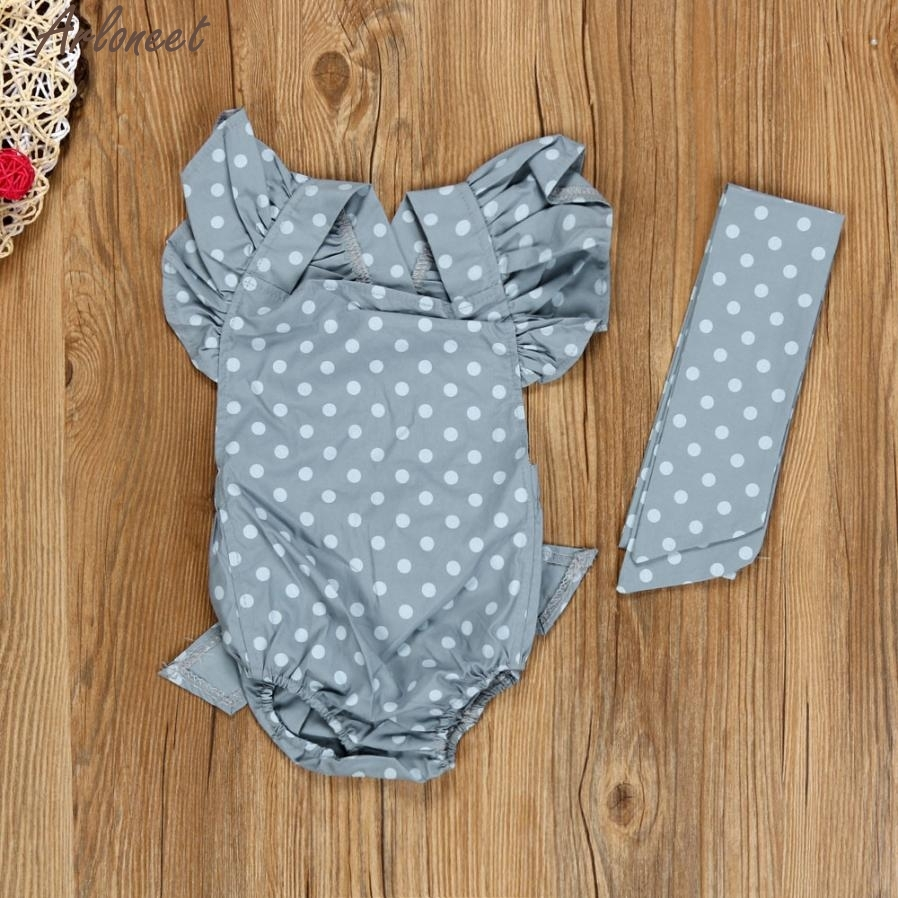 Christmas Pajamas Dress For Baby Girls 2pcs Newborn Infant Kids Baby Girls Romper Jumpsuit Bodysuit Clothes Outfits Set Y1014 &