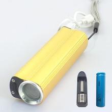 Multifunctional Powerful 1600 Lumens Linterna Tactical Flashlight Q5 Lanterna LED 18650 Battery With Cigarette Lighter